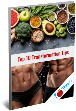 Top Ten Transformation Tips from Toned With TJ 3D